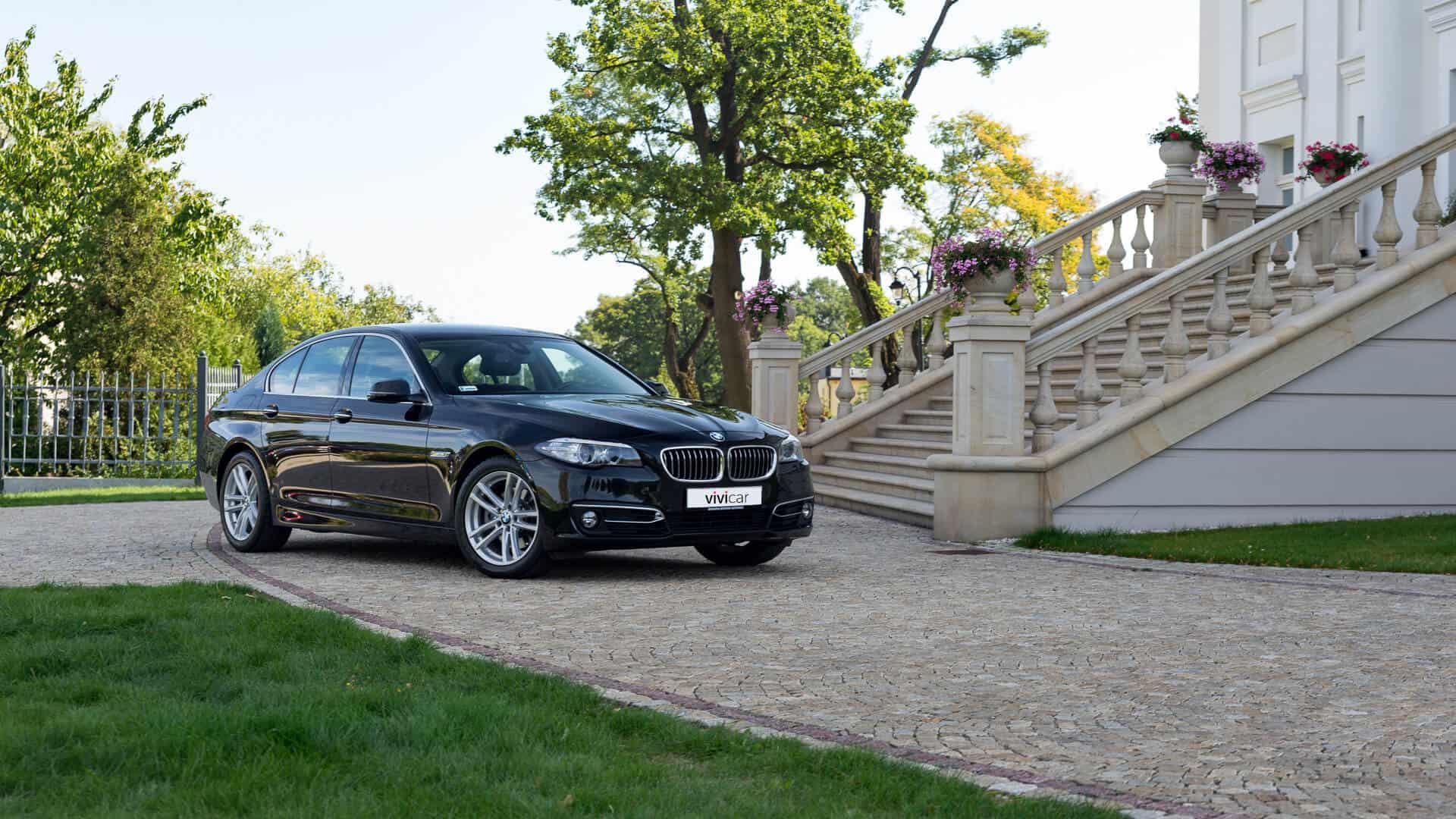 Vivicar BMW černé