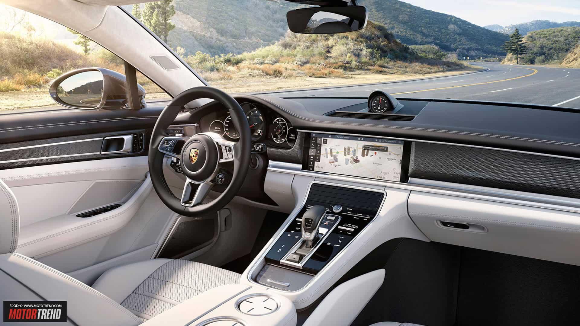 Vivicar interiér Porsche