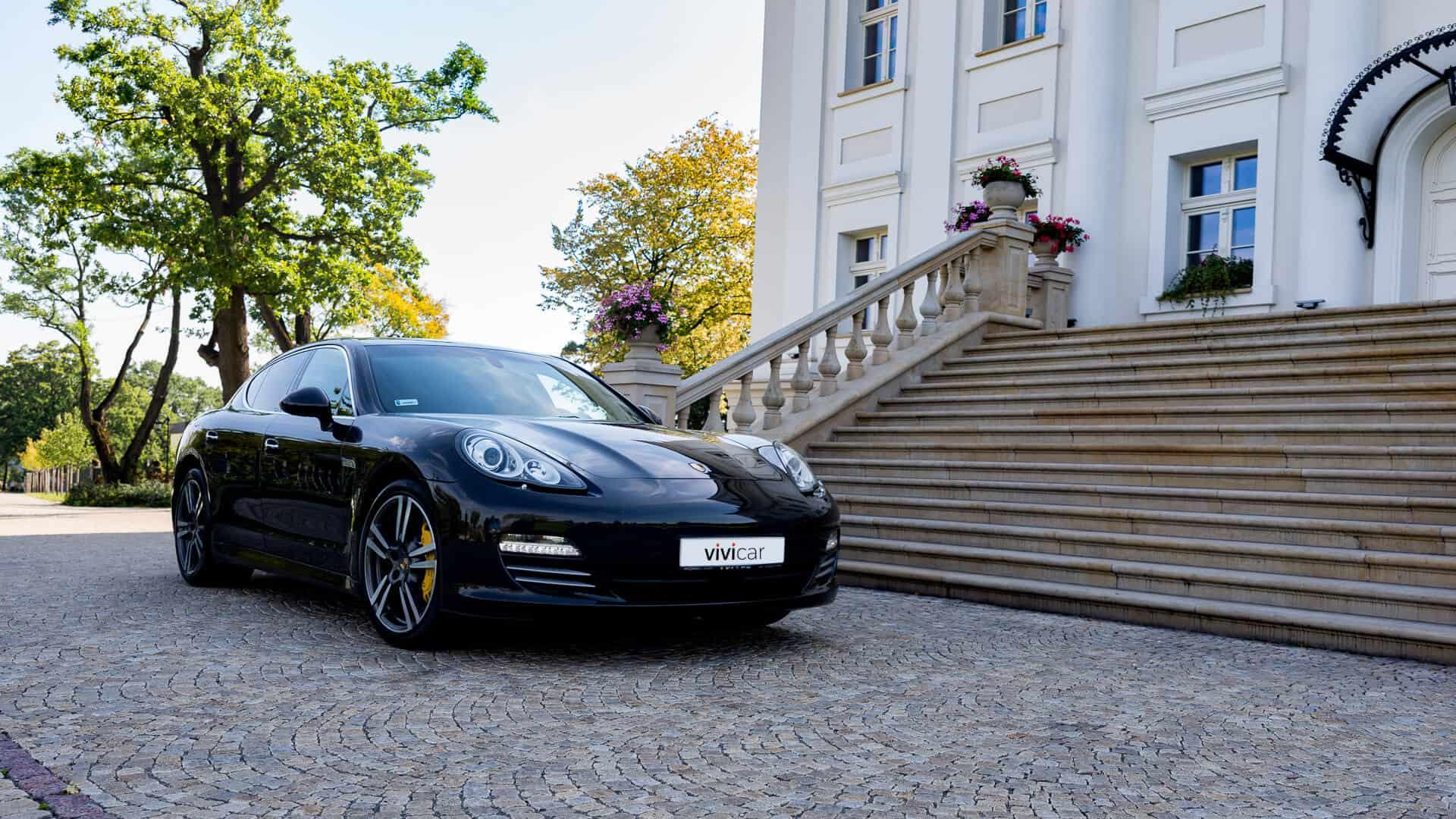 Vivicar Porsche Panamera