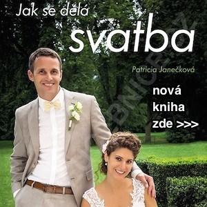 Nová kniha: Jak se dělá svatba