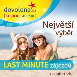 Největší výběr last minute zájezdů a ubytování na dovolena.cz