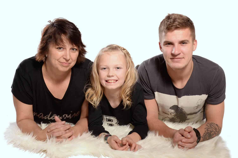 Rodina - Fotograf Marek Hrdý