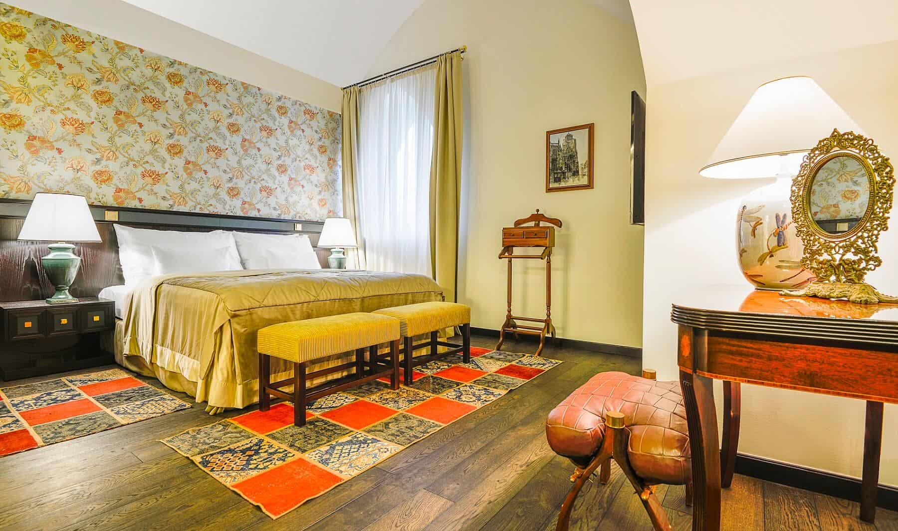 Hotel Savoy apartmán