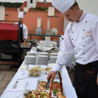 Hotel Savoy catering