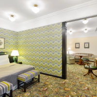Hotel Savoy detail pokoje