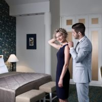Hotel Savoy novomanželé