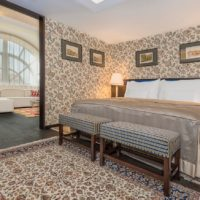 Hotel Savoy pokoj