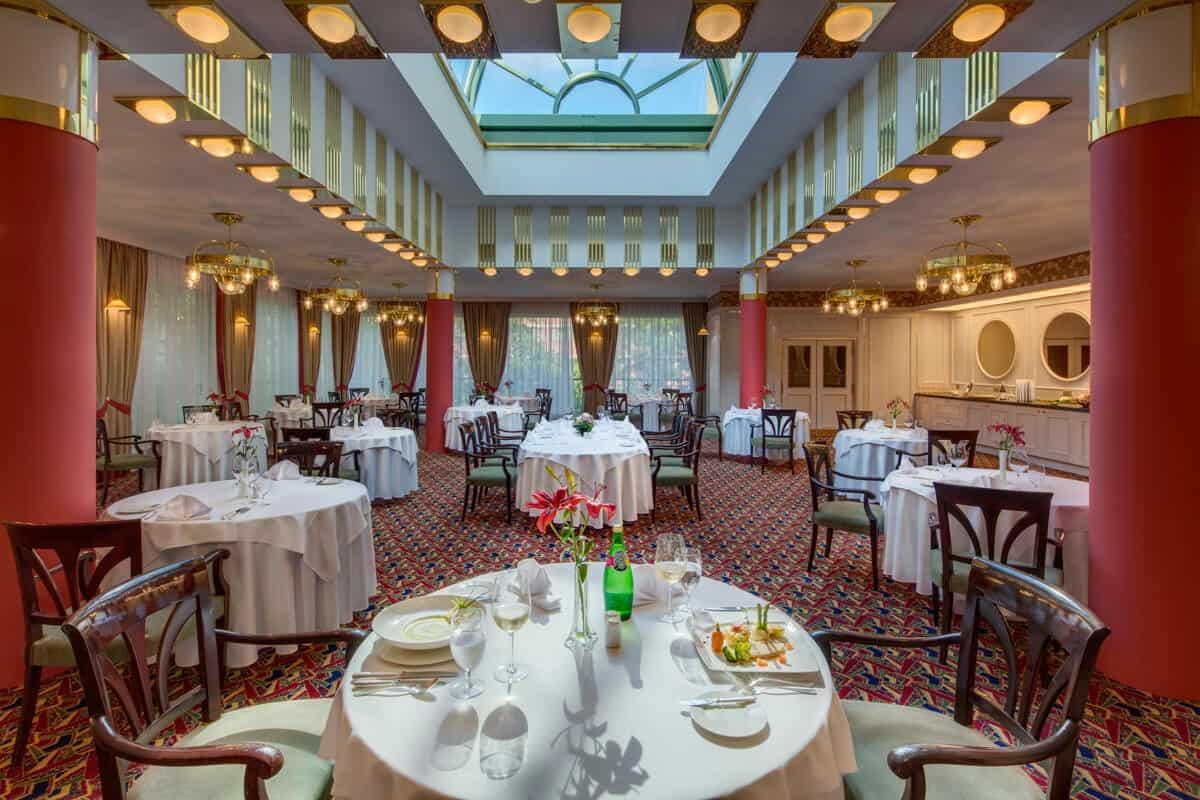 Hotel Savoy svatební hostina