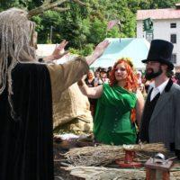 Stylová svatba na Housově mlýně