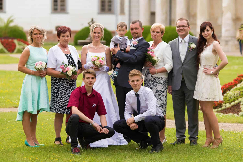 Svatební foto - Fotograf Marek Hrdý
