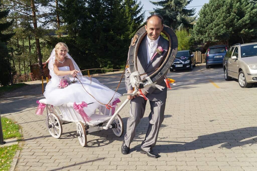 Svatební tradice Hotel Vega