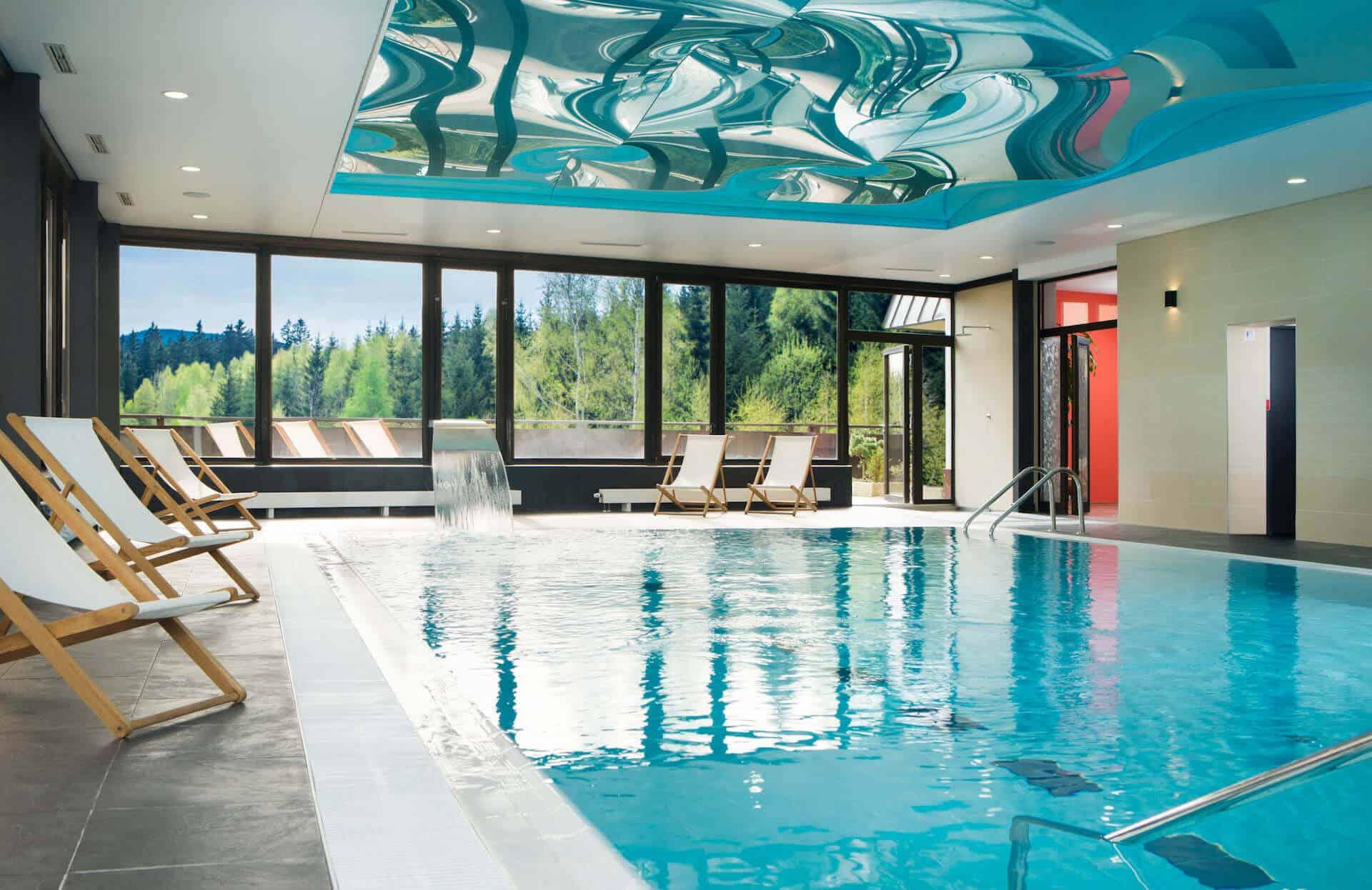 Orea Resort Horal - bazén