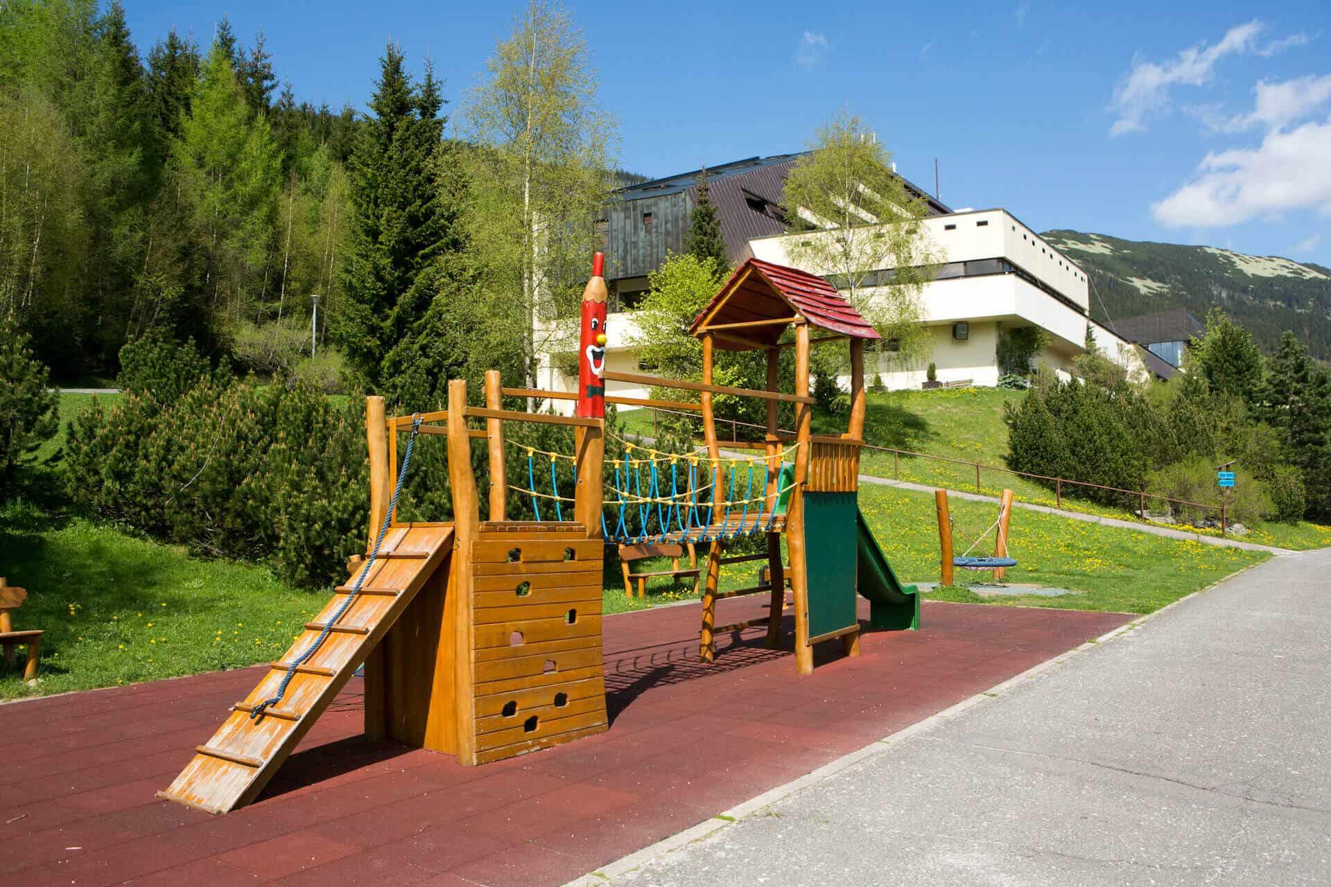 Orea Resort Horal - dětské hřiště