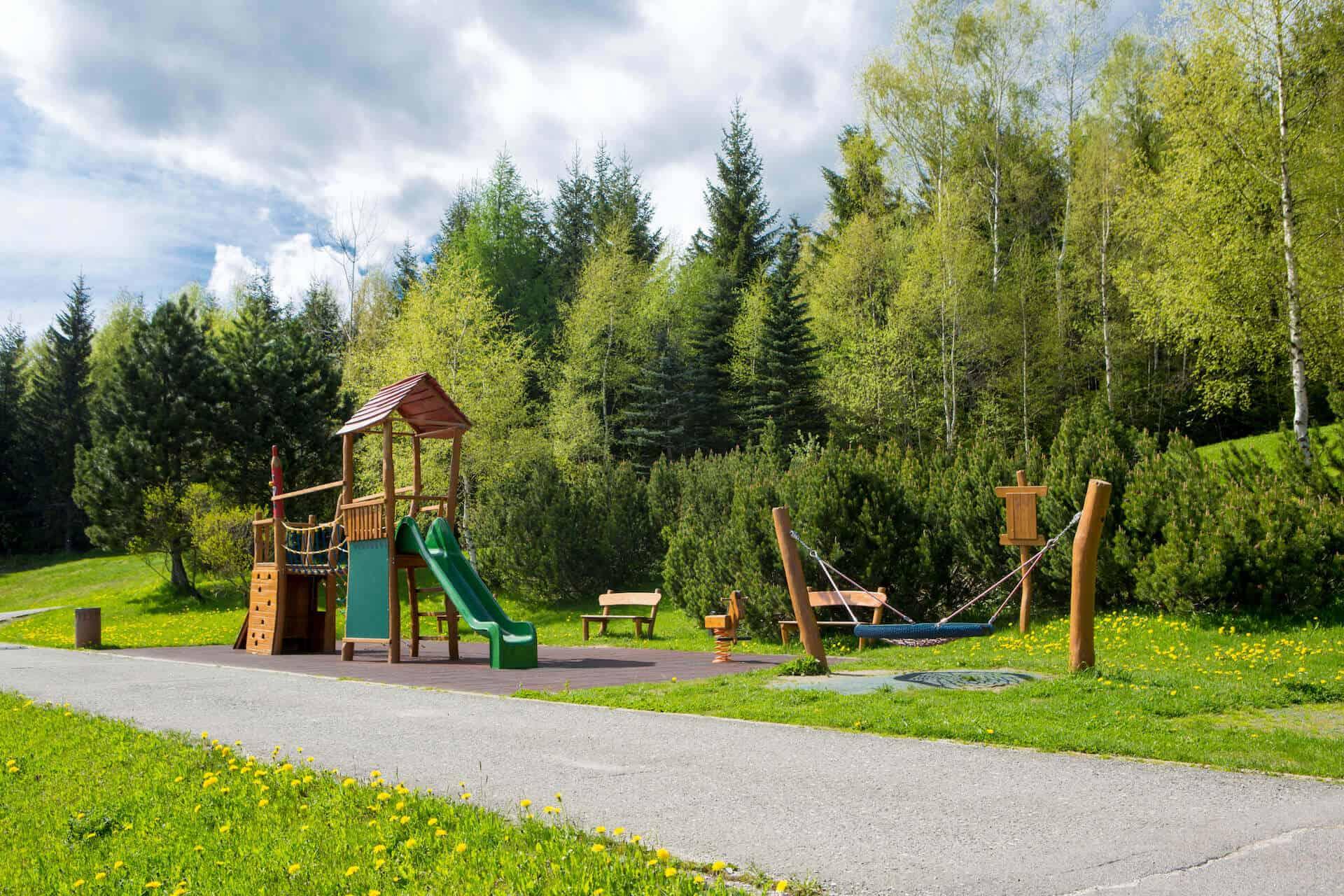 Orea Resort Horal - dětské hřiště2