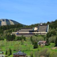 Orea Resort Horal v létě