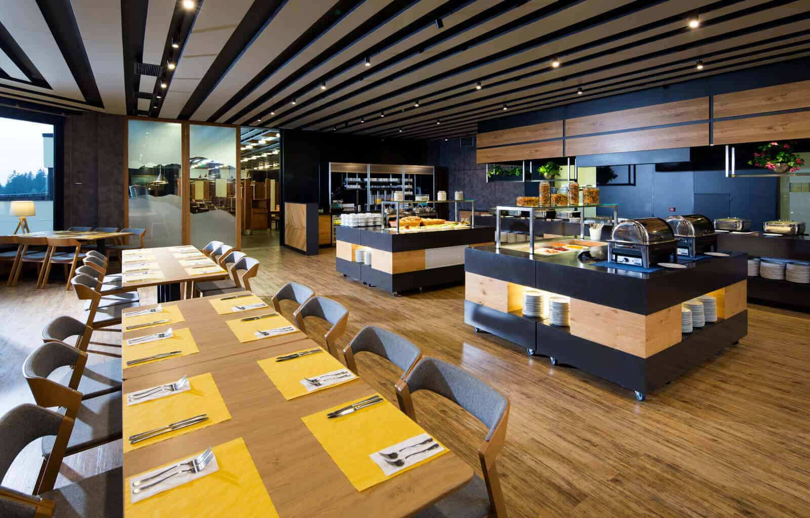 Orea Resort Horal - Ski restaurant