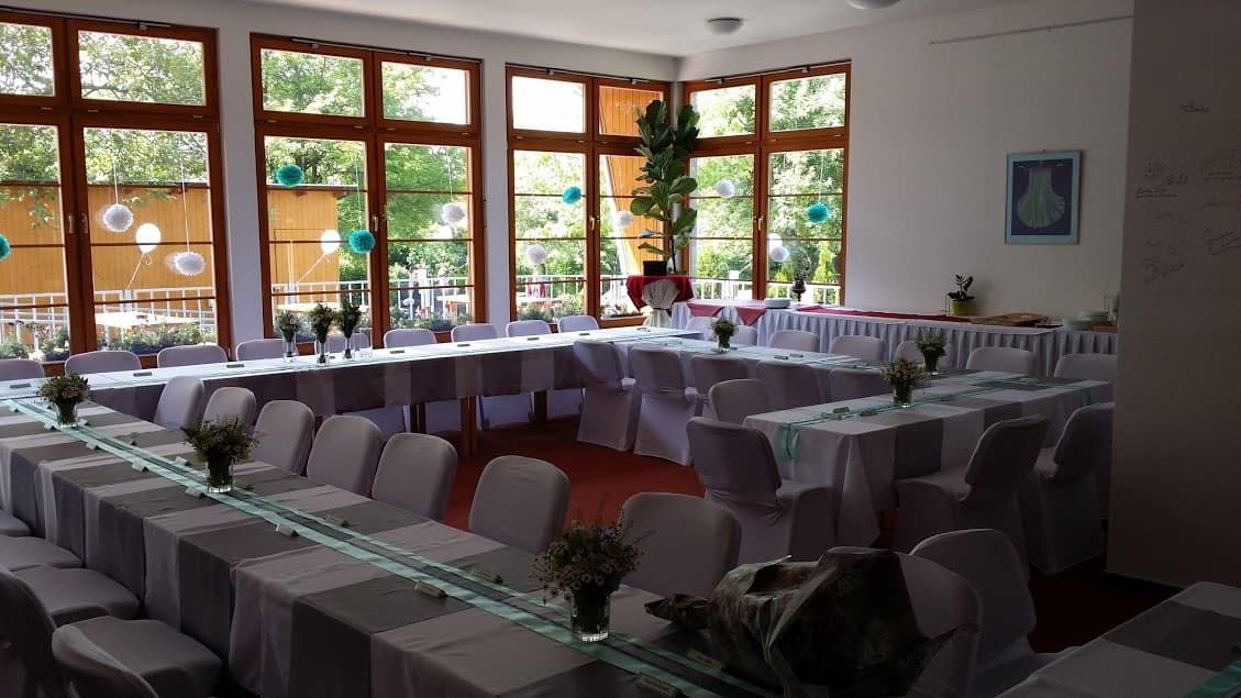 GreenPoint svatební hostina
