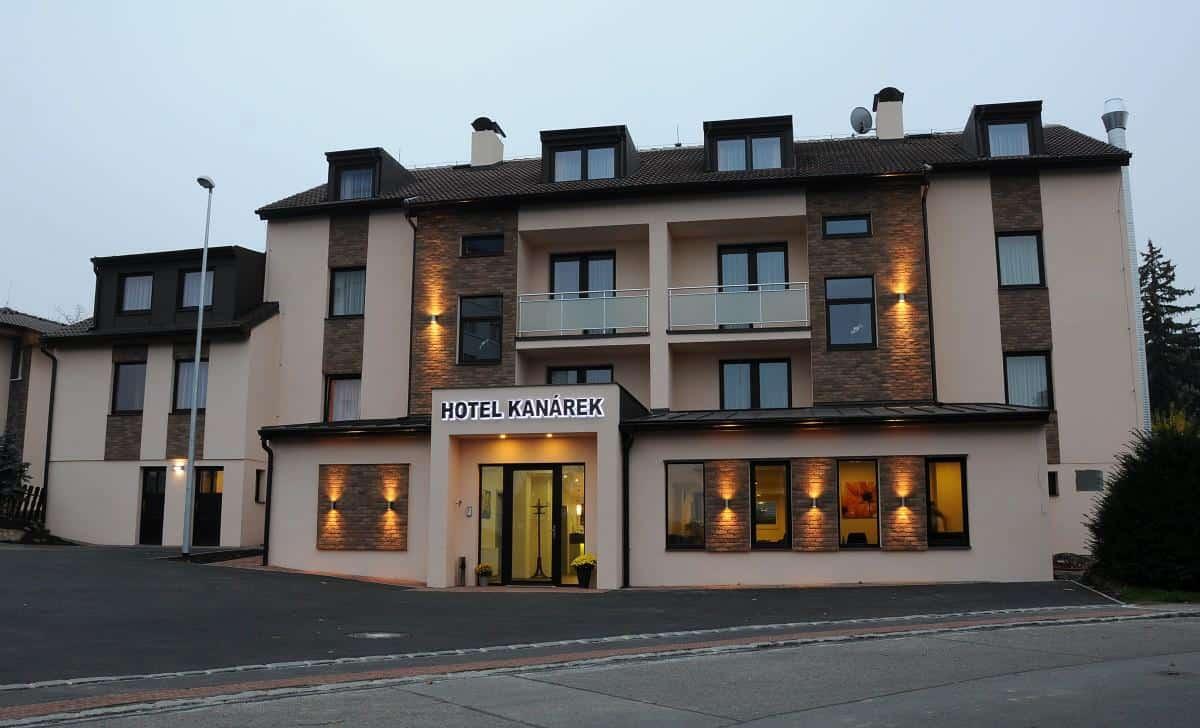 Hotel Kanárek