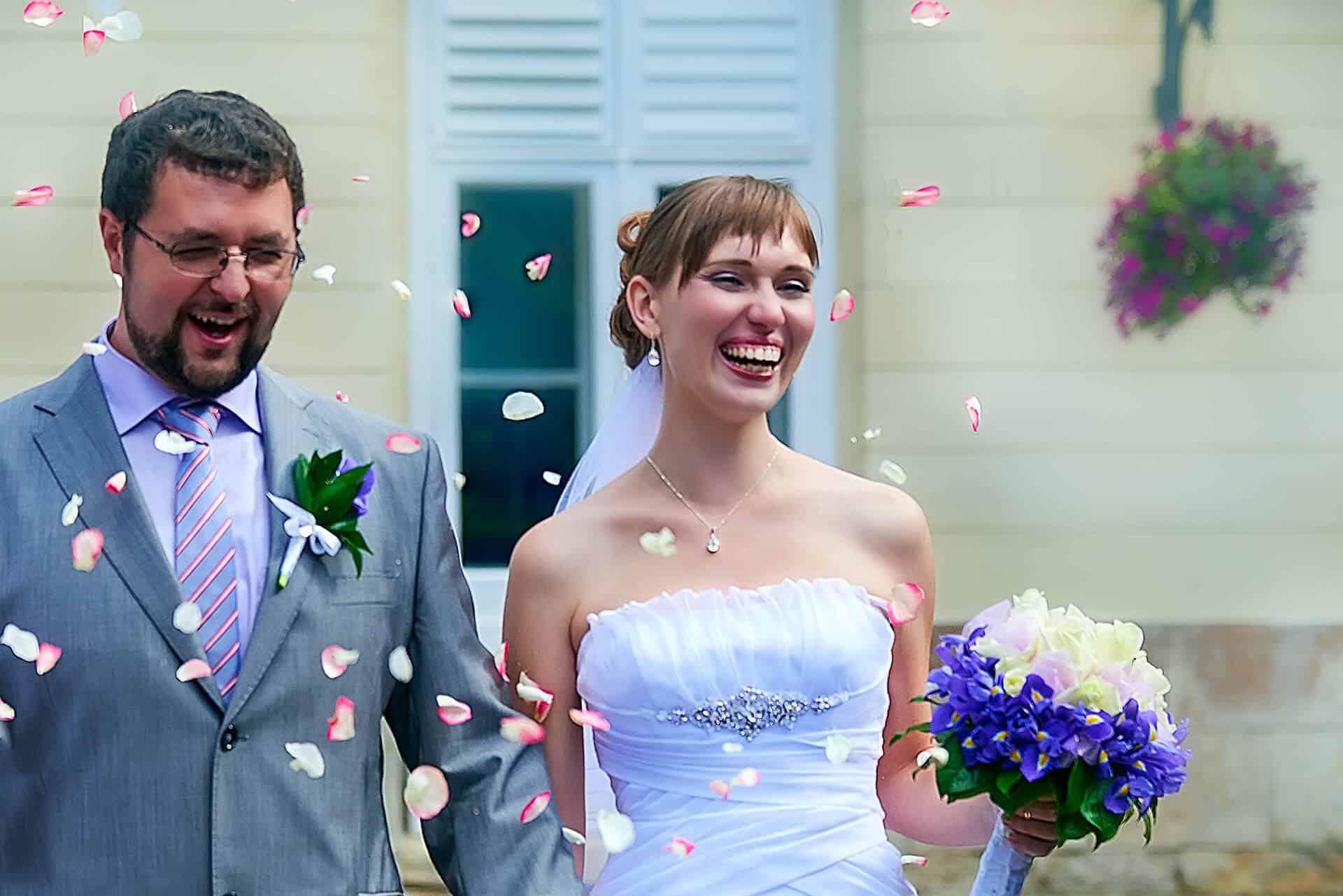 Annie Žak novomanželé