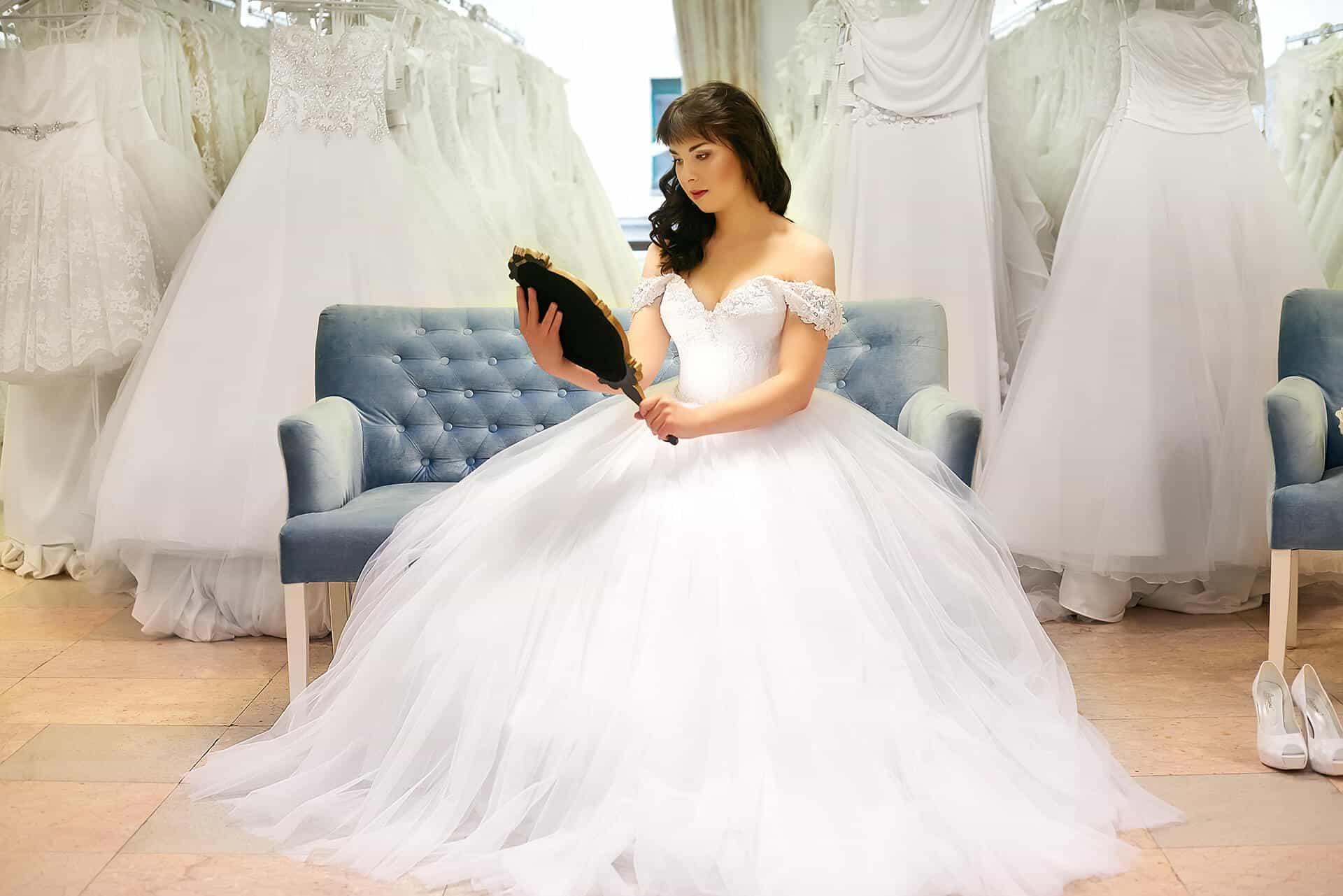 Annie Žak - nevěsta se zrcadlem