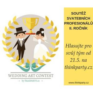 Soutěž svatebních profesionálů 2017 - II. ročník