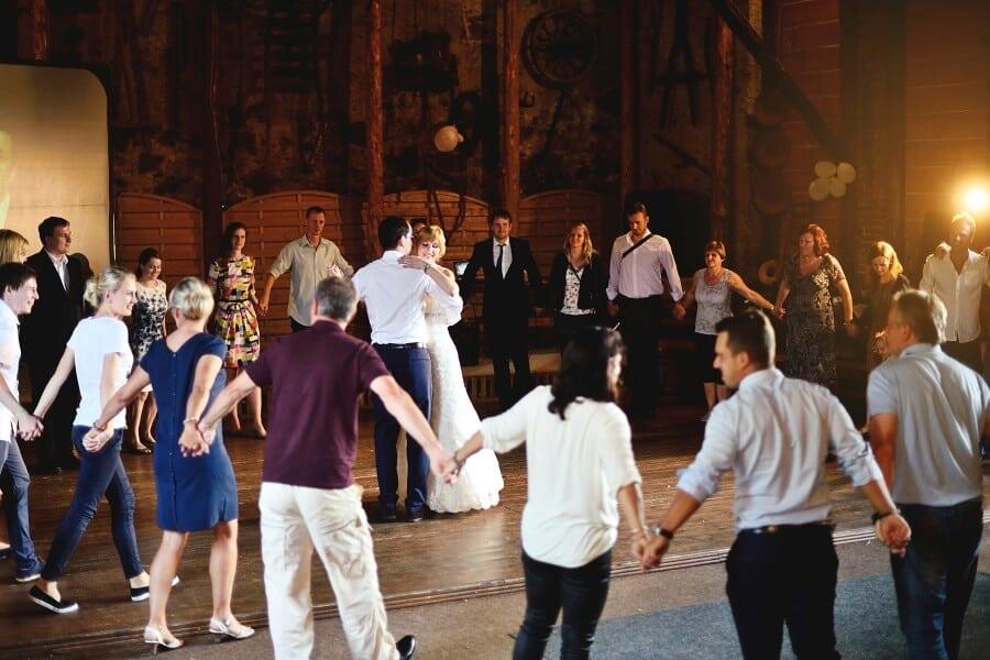 Statek Vletice - svatební zábava