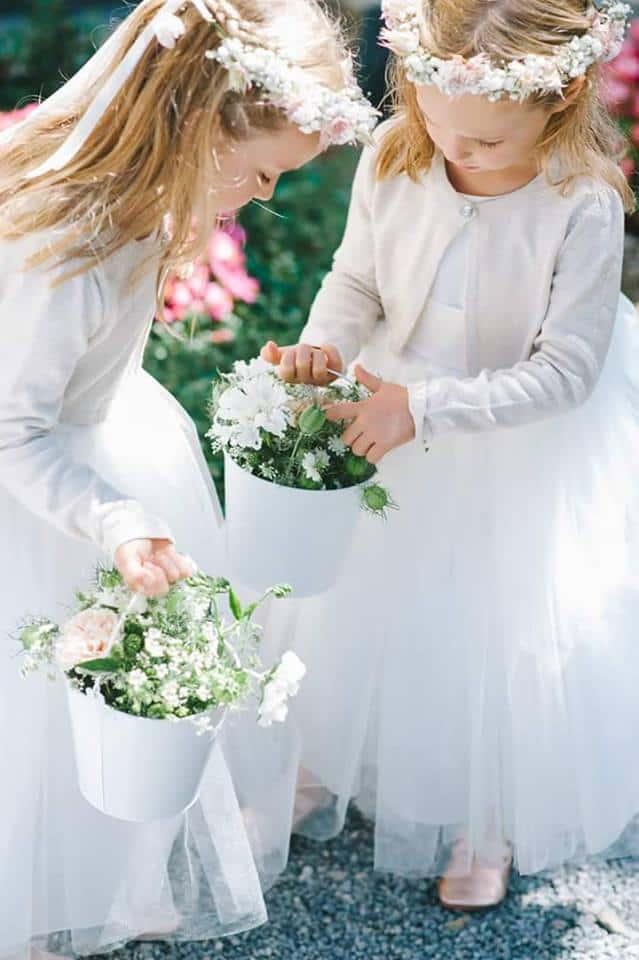 Svatební salon Madona šaty pro družičky