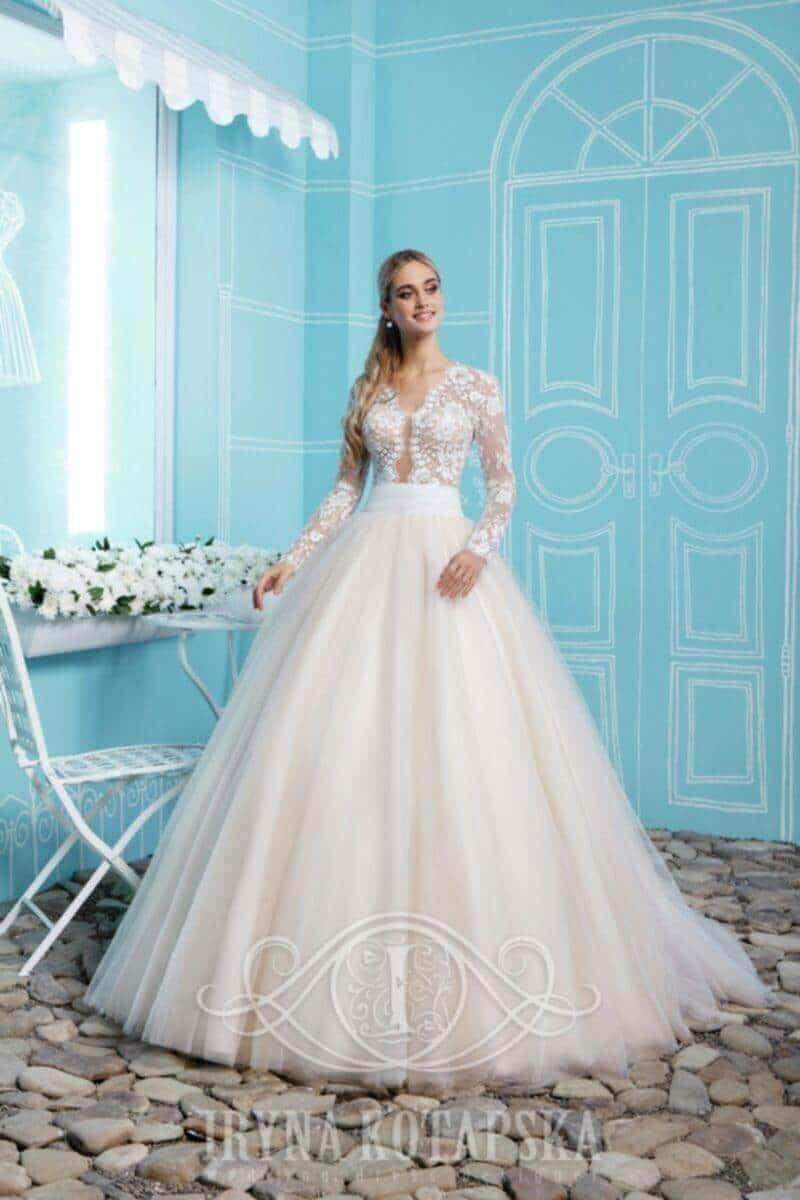 Svatební salon Madona šaty Iryna2