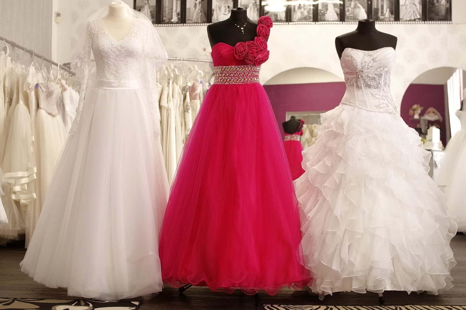 Svatební salon Madona šaty svatební a společenské
