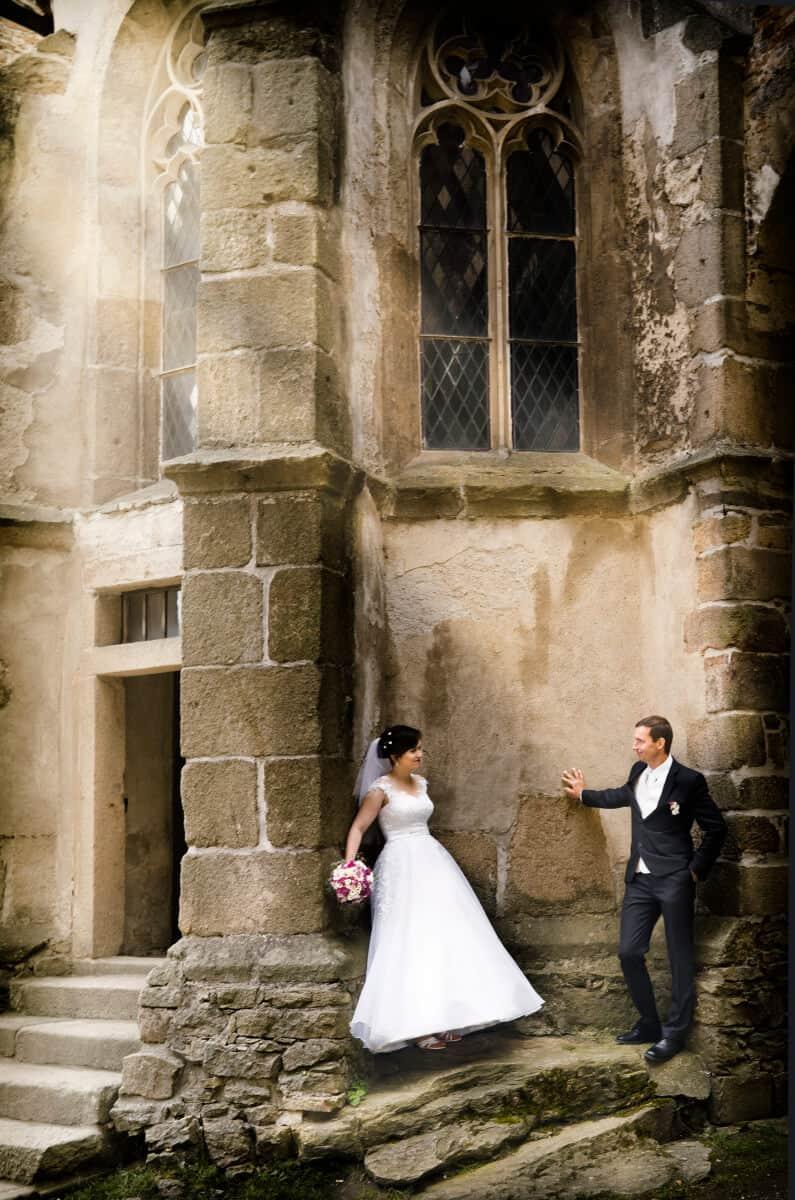 Svatební salon Madona šaty nevěsta a ženich
