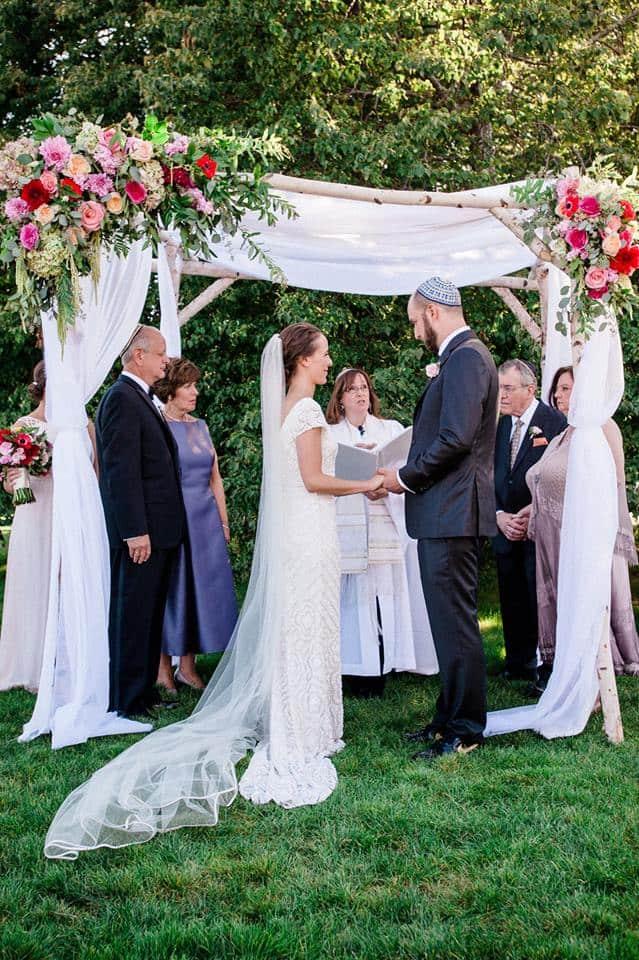 Svatební salon Madona svatební obřad