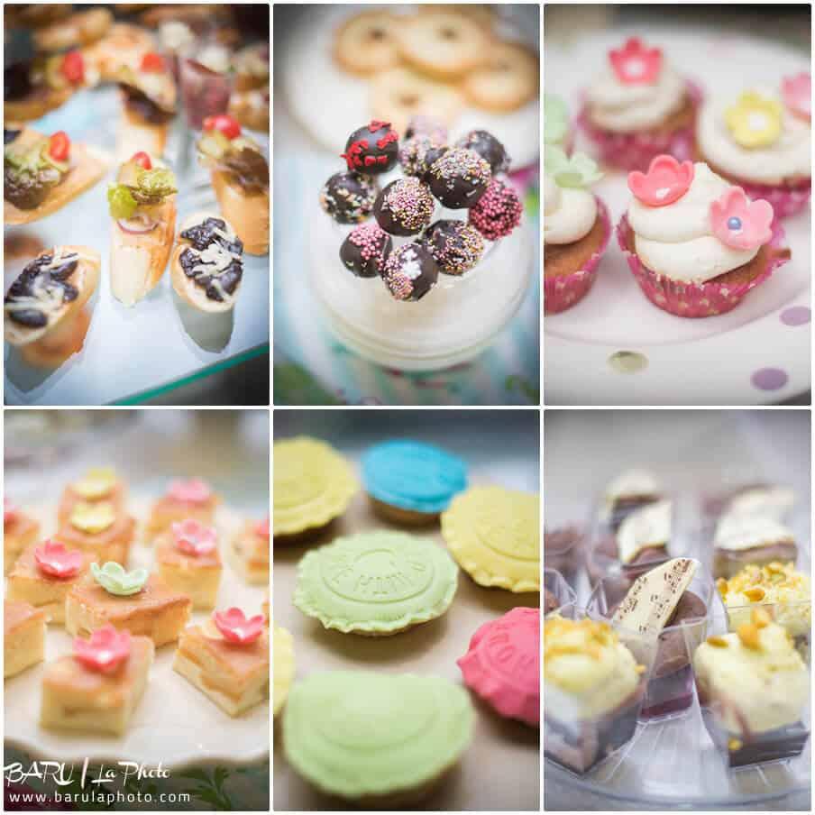 Svatební sladkosti na Hliněné baště