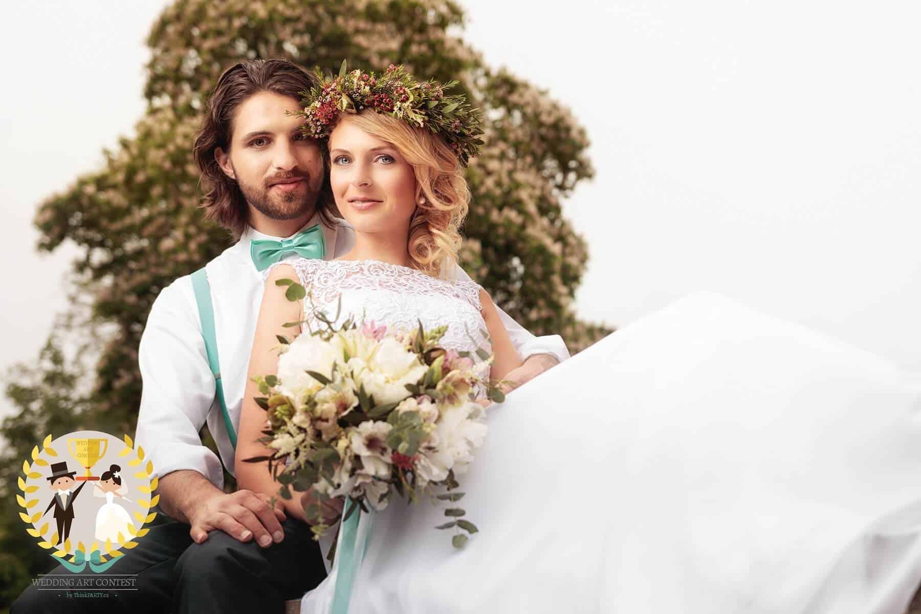 Inspirace pro vaši svatbu
