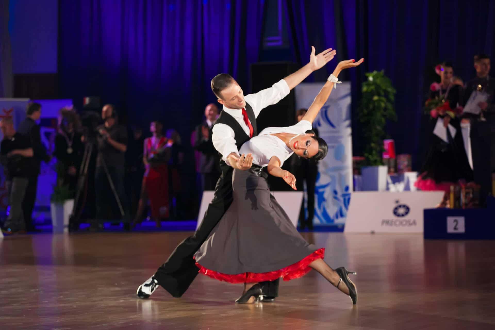 Taneční show na svatební párty 3671