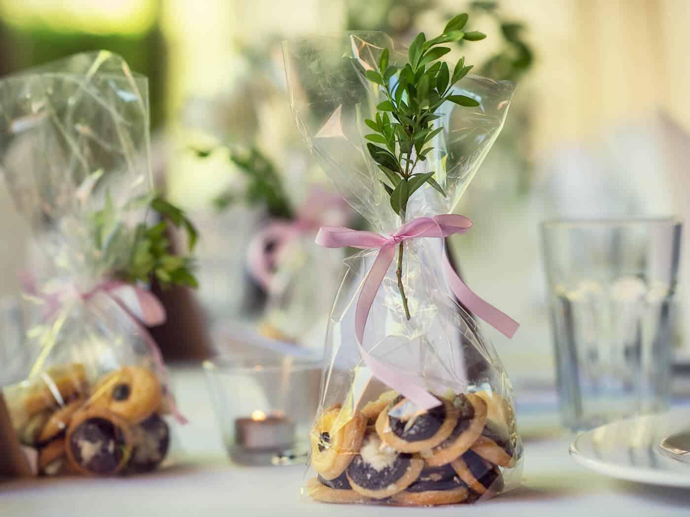 Na Krásné vyhlídce - svatební dekorace