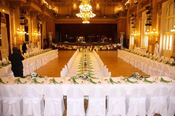 Národní dům - svatební hostina