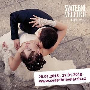 Svatební veletrh Diplomat Praha 2018