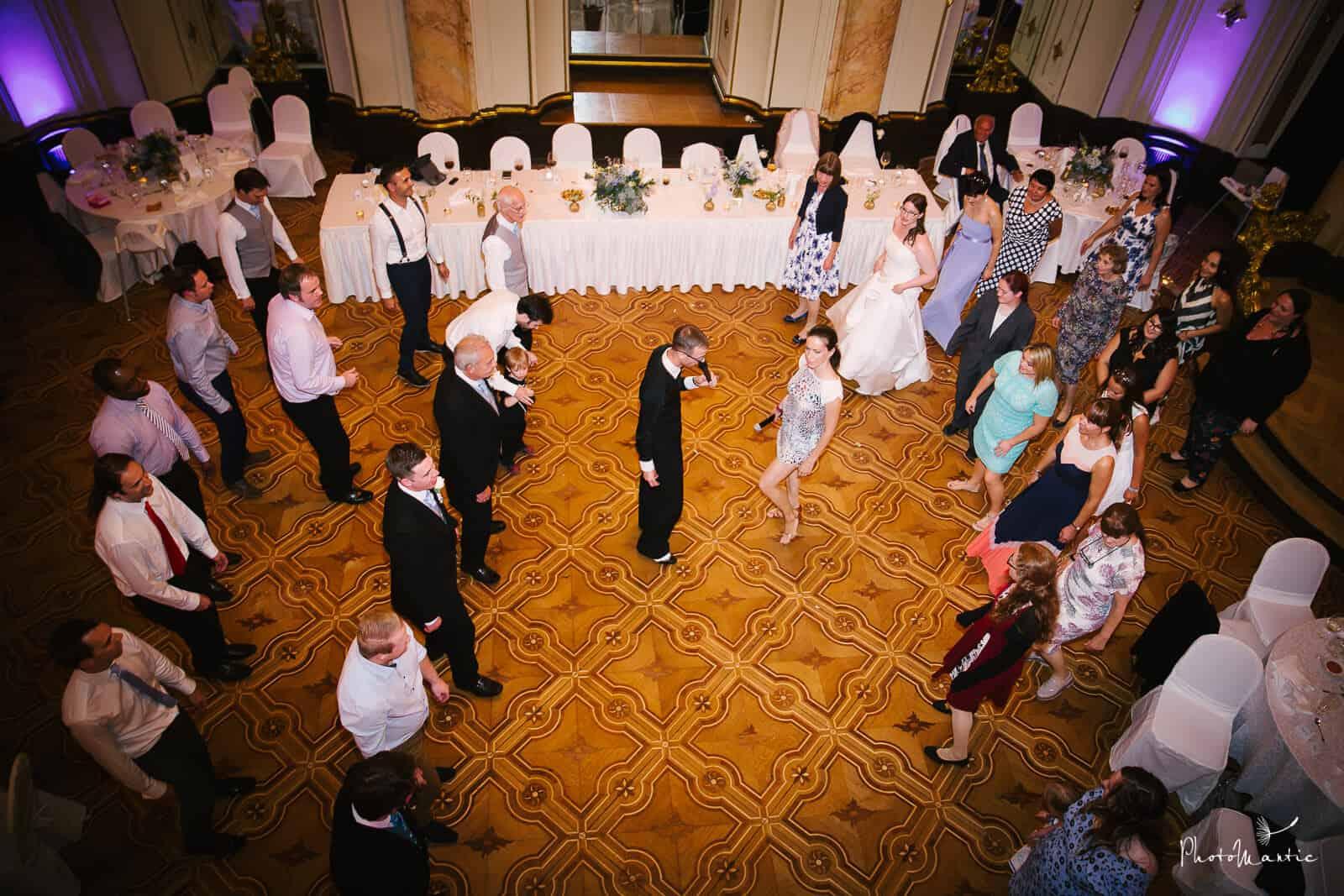 Naučte své svatební hosty tančit 261