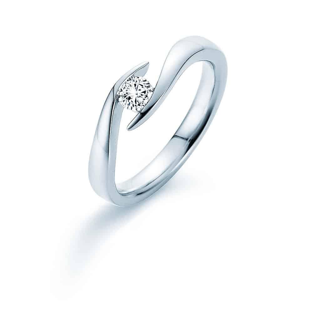 Halada zásnubní prsten