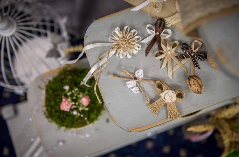 Svatební dny - vývazky