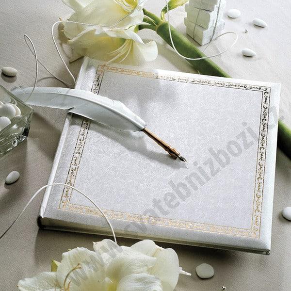 Fotoalbum vhodné na peníze jako svatební dar