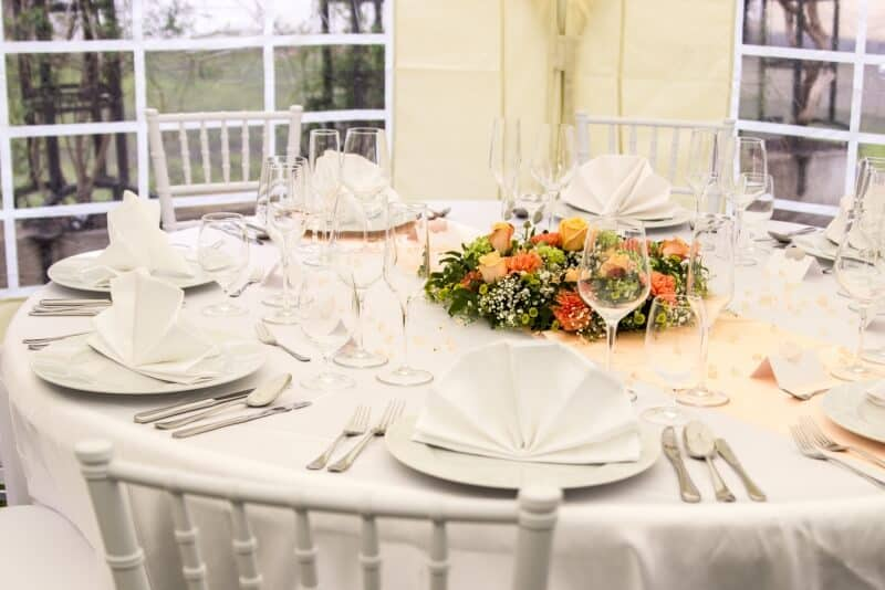 Restaurant Delice - svatební hostina