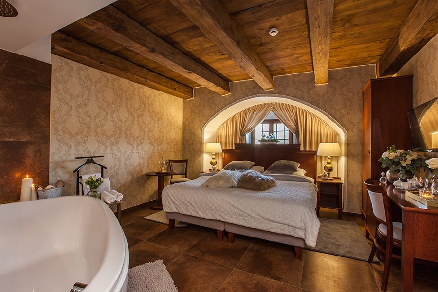 Hotel Granary apartmán pro novomanžele