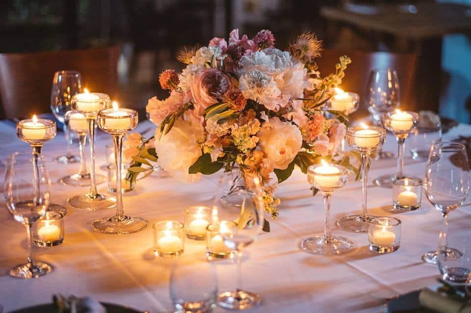 Hotel Granary detail svatební tabule