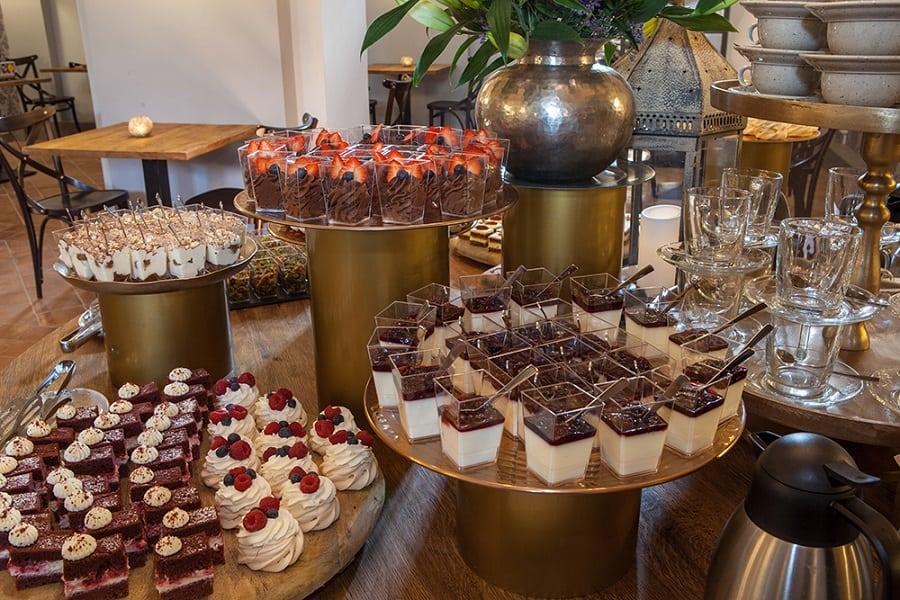 Hotel Granary sladký bar