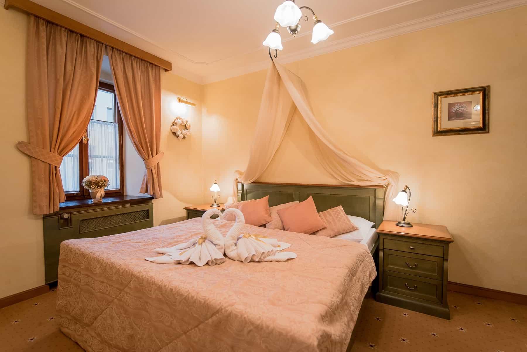 Hotel Octárna - svatební apartmán