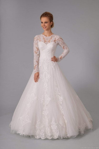 Svatebn šaty Crystal