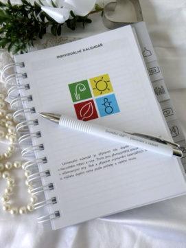 Svatební diář kalendář