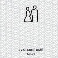 Svatební diář Smart barva bílá