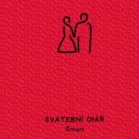 Svatební diář Smart barva červená